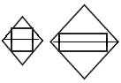 Прибор на щите - основное обозначение